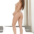 Ally Jones Fingers Her Pussy - image