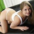attractive Schoolgirl Alessandra Jane  - image