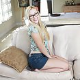 Samantha Rone Teases Her Pussy - image