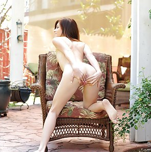 Emma Stoned Outdoor Pussy