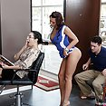Rachel Starr Gives Him a Consolation Fuck - image