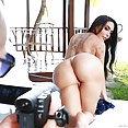 Lela Star Plays Kim K and Fucks a Big Cock - image