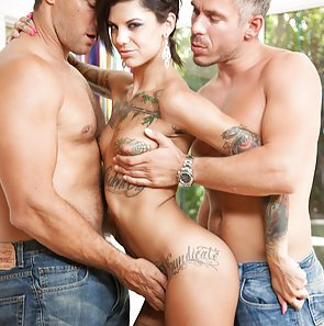 Bonnie Rotten Big Cocks In Every Hole