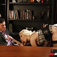 Anikka Albright in The Laws Of Love - image 2