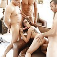 Roxanne Rae 4 Men And A Lady  - image