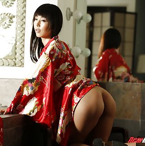 Marica Hase My Asian Hotwife