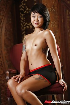 Saya Song is My Asian Hotwife