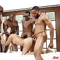 Devyn Heart My First Interracial Gangbang - image