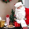 Banging Santa - image