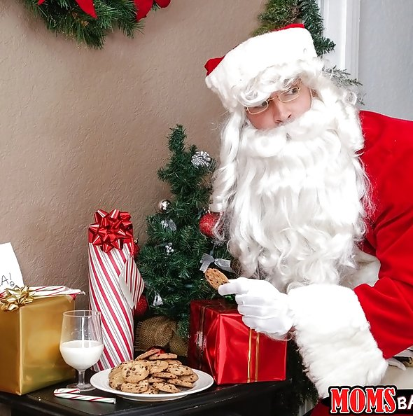 Banging Santa