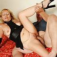 Hot Gougar Sabrina West Gets Laid - image