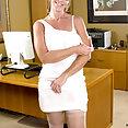 Sexy Secretary Needs to Cum - image