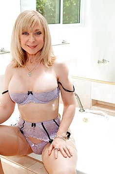 Naughty MILF Nina Hartley