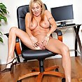 Luna Azul Naughty At the Office - image