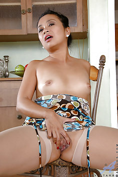 Lucky Starr Horny Asian