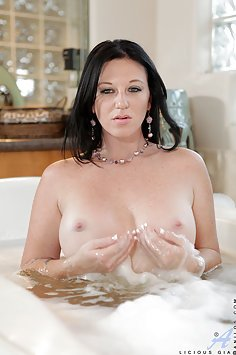 Licious Gia Wet and Horny