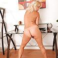 Horny Secretary Andi Roxxx - image
