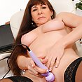 Alexandra Silk Horny MILF and Her Magic Wand - image