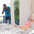 Elsa Dream Skinny Chick and the Big Fat Dick - image