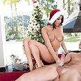 Christmas Cock For Anissa Kate - image