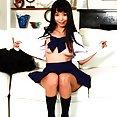 Marica Hase Japanese Schoolgirl - image