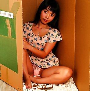Marica Hase Cock Ridiing Japanese Girl