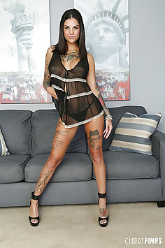 Gorgeous Bad Ass Bonnie Rotten