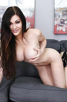 Busty Beauty Kendall Karson Boned