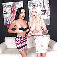 Chloe Amour with Stevie Shae  - image