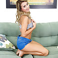 Gorgeous Marina Angel Gets Herself off  - image