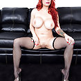 Busty Alyssa Lynn Loves The Cock - image