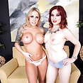 Jessica and Alexis Hot and webcam - image