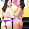 Adriana Chechik and Dallas Black webcam - image