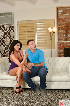 Romi Rain Brings MIssy As a Birthday Presnet