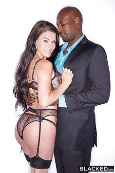 Peta Jensen Fucks Her Black Boss
