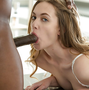 Samantha Hayes Shared with Black Man