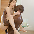 Petite Kristen Scott Filled With Step Fathers BBC - image