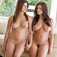 Keisha Grey and Leah Gotti Anal Threesome - image