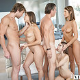 August Ames Abella Danger and Riley Reid Girls Day Out - image