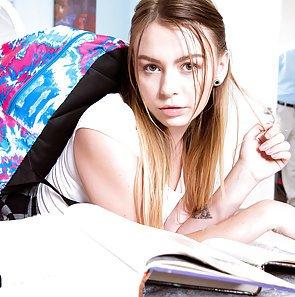 Yummy Schoolgirl Alex Blake