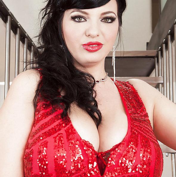 Joana Bliss Busty Romanian Hotty