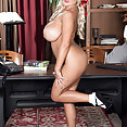 Schoolgirl With Big Tits - image