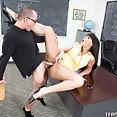Student Licks Out Teachers Wet Cunt - image