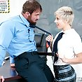 Makenna Blue The Student Gets Some - image