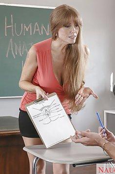 Professor Darla Crane Gets Schooled