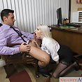 Cadence Lux Office Slut - image