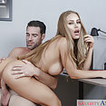 Nicole Aniston Licked Out and Fucked - image