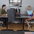 Cherie DeVille Office Space Sex - image