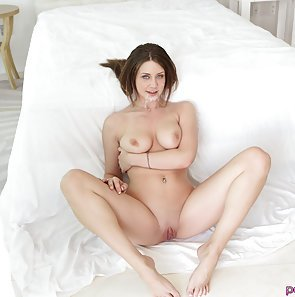 Delilah Blue Spread and Fucked