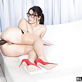 Valentina Nappy Loves a Big Black Cock - image